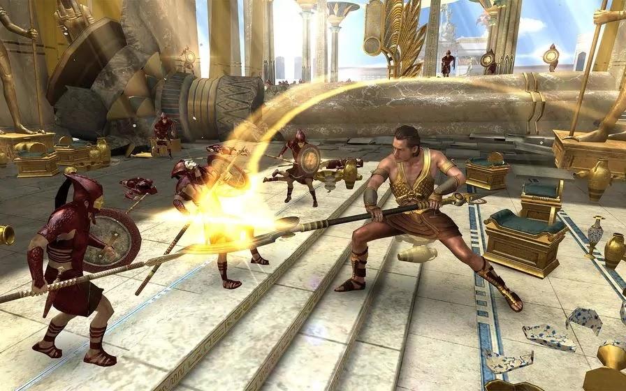 Gods Of Egypt Game
