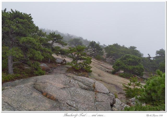 Beachcroft Trail: ... and views...