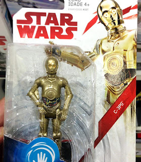 Hasbro Star Wars The Last Jedi C-3PO action figure