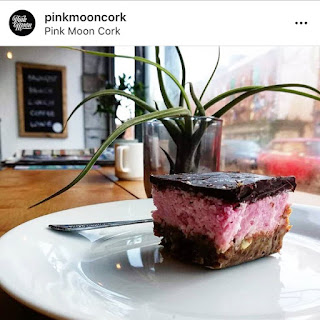 Pink Moon vegan coconutter bar