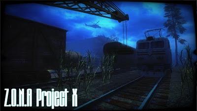 تحميل لعبة الاثارة والمغامرات الشيقة Z.O.N.A Project X Lite النسخة المهكرة