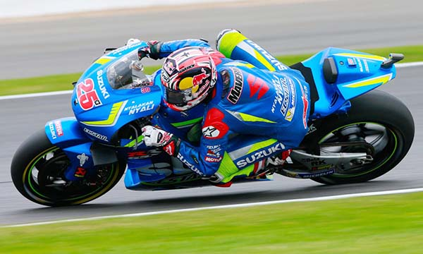 Vinales Juara MotoGP Inggris