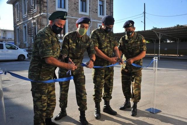 96 ΑΔΤΕ (Χίος): Εγκαινιάστηκαν οι νέοι ξενώνες-Αυθημερόν επίσκεψη Δκτου ΑΣΔΕΝ (7 ΦΩΤΟ)
