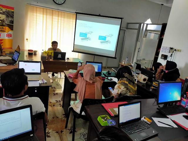 Pelatihan Digital Marketing PT MBS (Mulia Bahagia Sejahtera) di Tembung