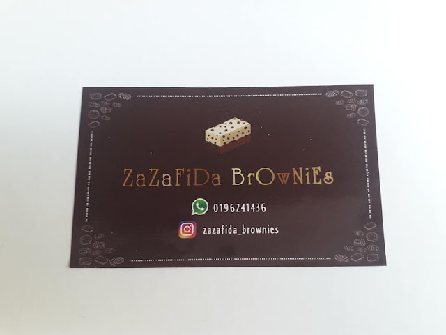 Cream Puff Sedap di Zazafida Brownies