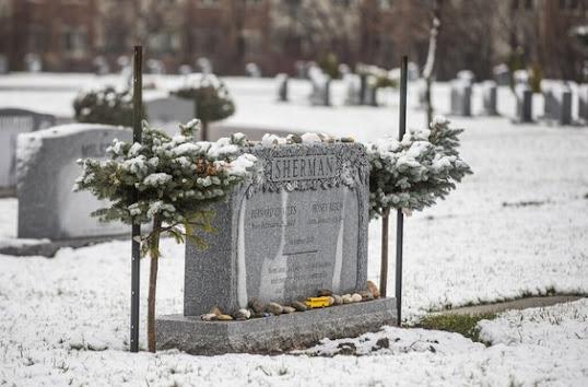 Sherman Apotex pharmaceuticals crime murder police anniversary Toronto