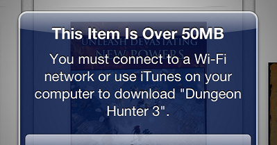 Solved] 50MB 3G Download Limit of iPhone   Manny Vergel