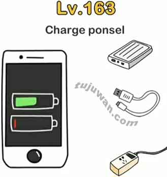 Brain Out : Charge Ponsel