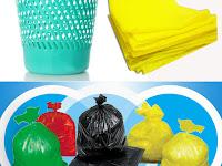 Mulai Hidup Bersih Dan Sediakan Kantong Sampah Untuk Usaha Awal Menjaga Lingkungan
