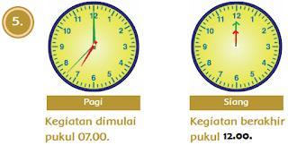 Kegiatan berakhir pukul 12.00 www.simplenews.me