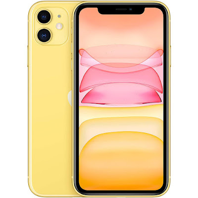 Apple iPhone 11 amarillo