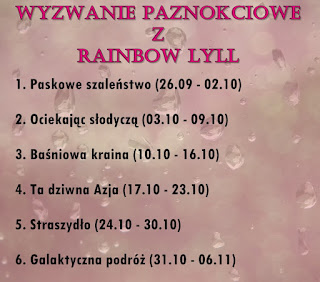 Projekt u Rainbow Lyll - tydzień 4