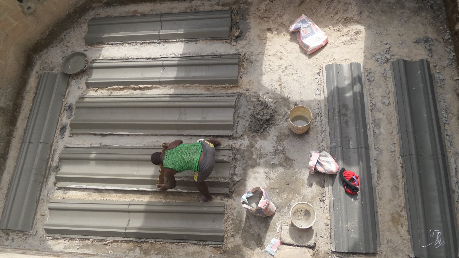 These are some of the working pictures of how we continue to make and install many types of parapet facia pre cast in situ cast and many other types