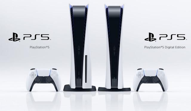 تصميم و مواصفات PlayStation 5