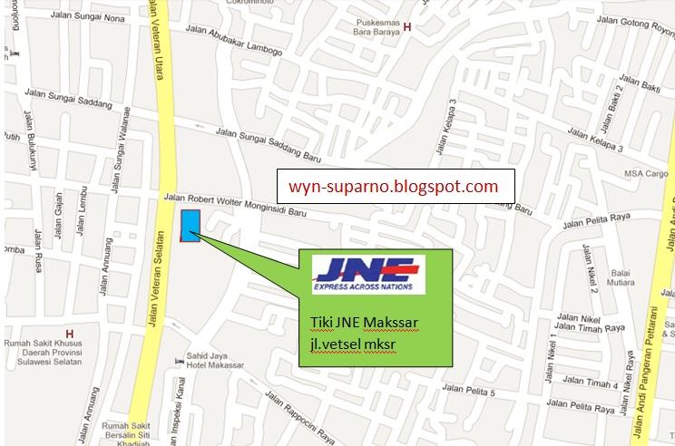 Alamat Jne Makassar