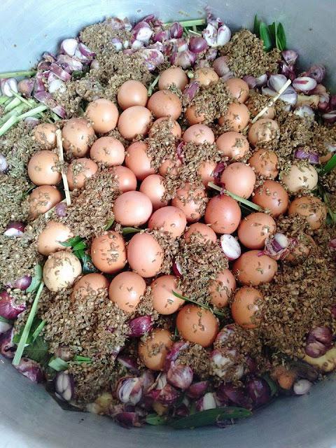 Telur Pindang Johor
