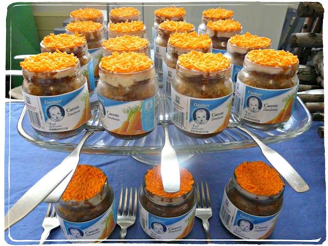 Birthday Cake Jar Candles