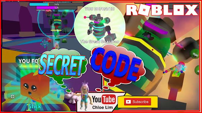 Roblox Ghost Simulator Gameplay! New Code! Secret to WIN the Great Guardian Mega Boss!
