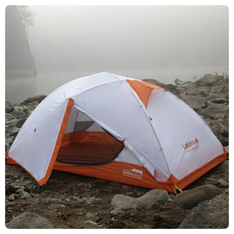 Tenda Gunung Lafuma Milford Edge Tent 2P 4 Season