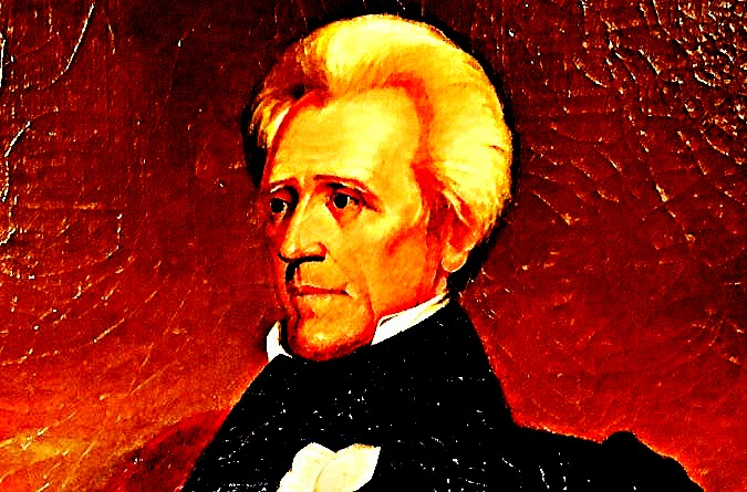 Andrew Jackson Was A Real-Life Horror Movie Monster