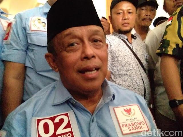 Minta Sumbangan dari Relawan, Timses Prabowo Akui Dana Terbatas