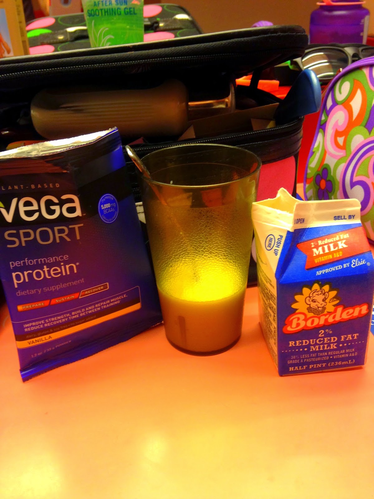 Vega Sport Recovery Performance Protein