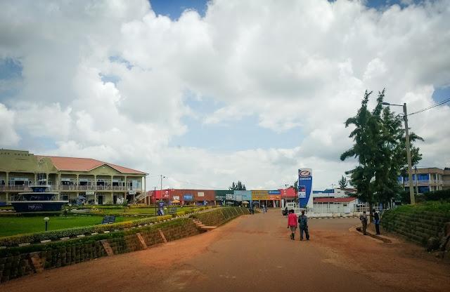 Byumba, Rwanda
