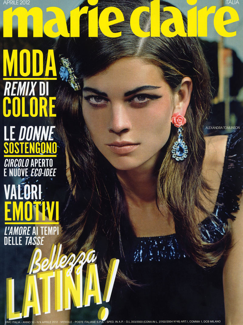 Marie claire italy nudes (12 pics)