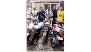 I only robbed Yahoo boys, not innocent people – Suspect