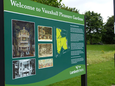Vauxhall Pleasure Gardens (2012)