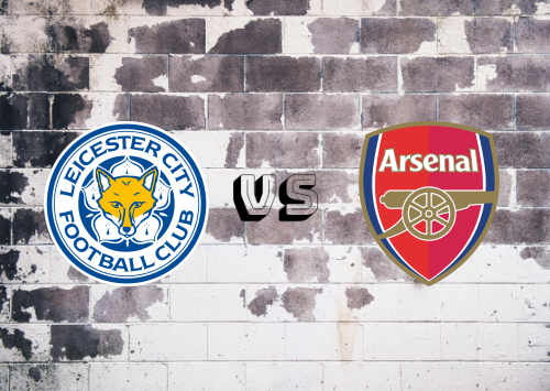 Leicester City vs Arsenal  Resumen y Partido Completo