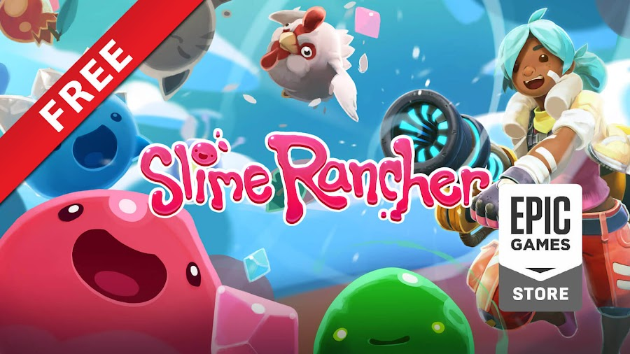 slime rancher free pc epic games store