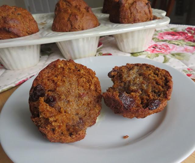Original All Bran Muffins (small batch)