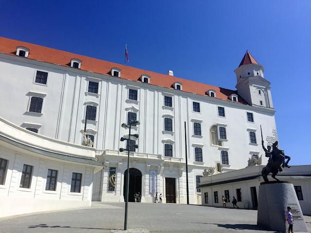 castelo eslovaquia