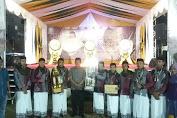 Bupati Soppeng Tutup Lomba Festival Takbir, Ini Pemenangnya