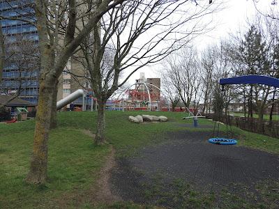somerstown community hub play park