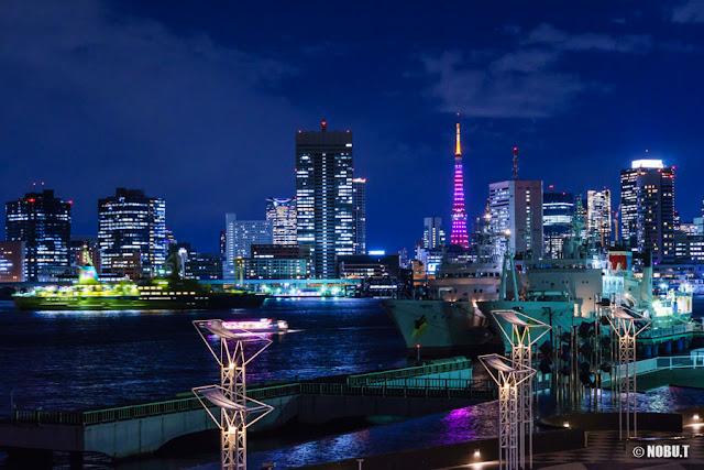 東京タワー「バレンタイン・ダイヤモンドヴェール」