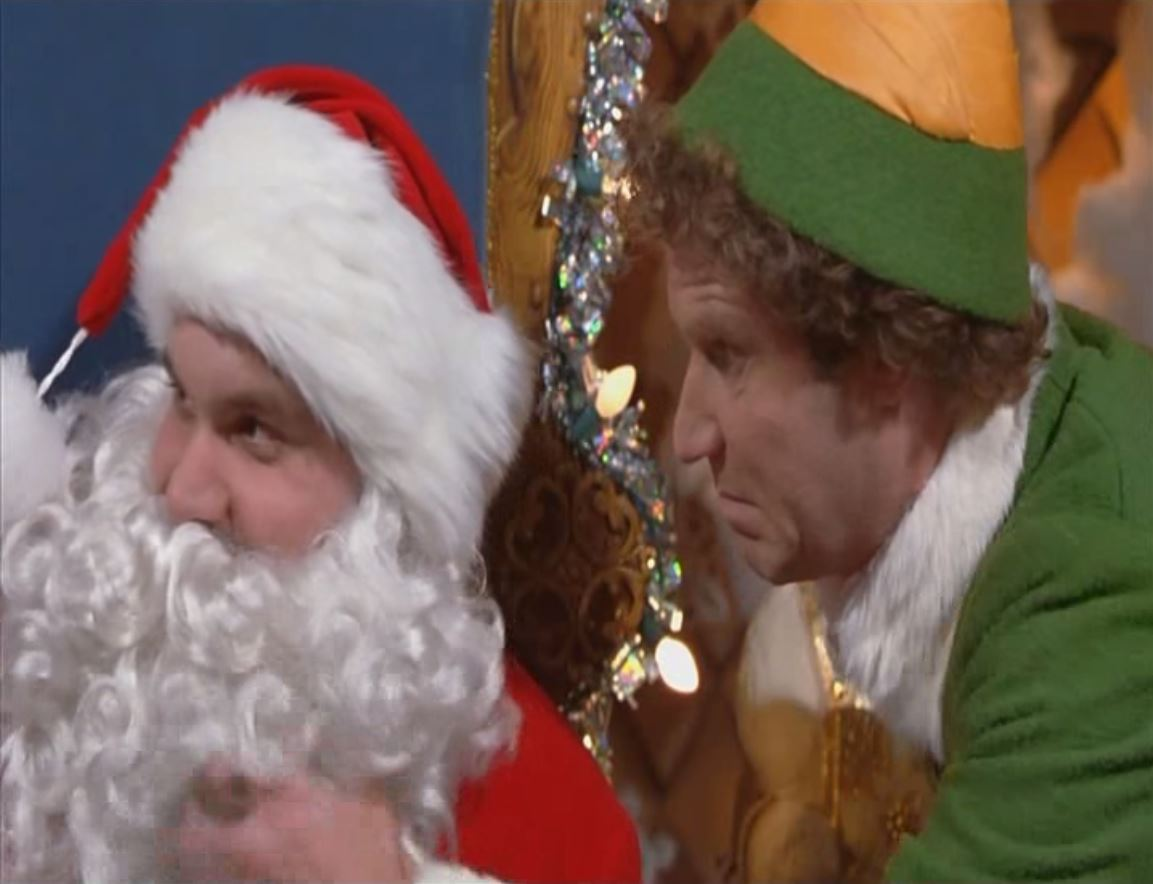 The Film Rules Christmas Movies Elf 2003
