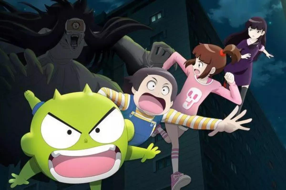 7 Karakter Utama Serial Shinbi's House