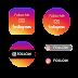 Instagram(インスタグラム)のフォローボタン&バナー(画像)を無料配布