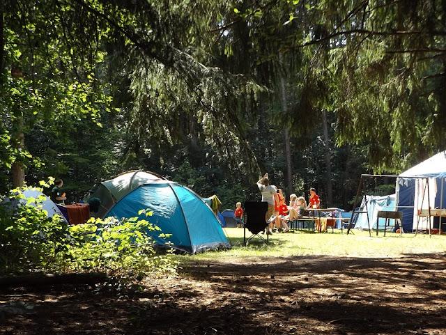 camping-καλοκαίρι