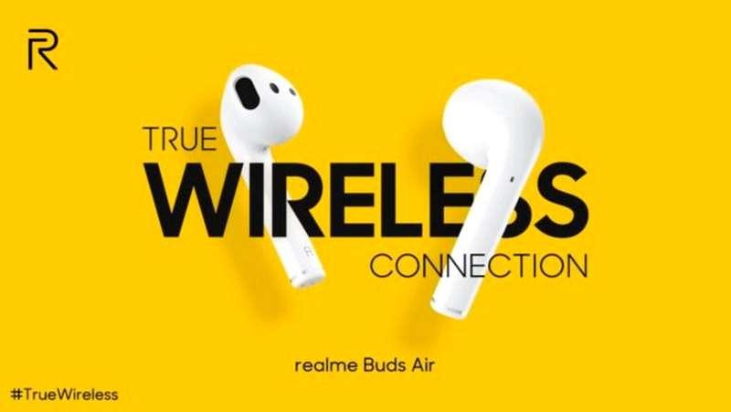 Harga Realme Buds Air (trak.in)