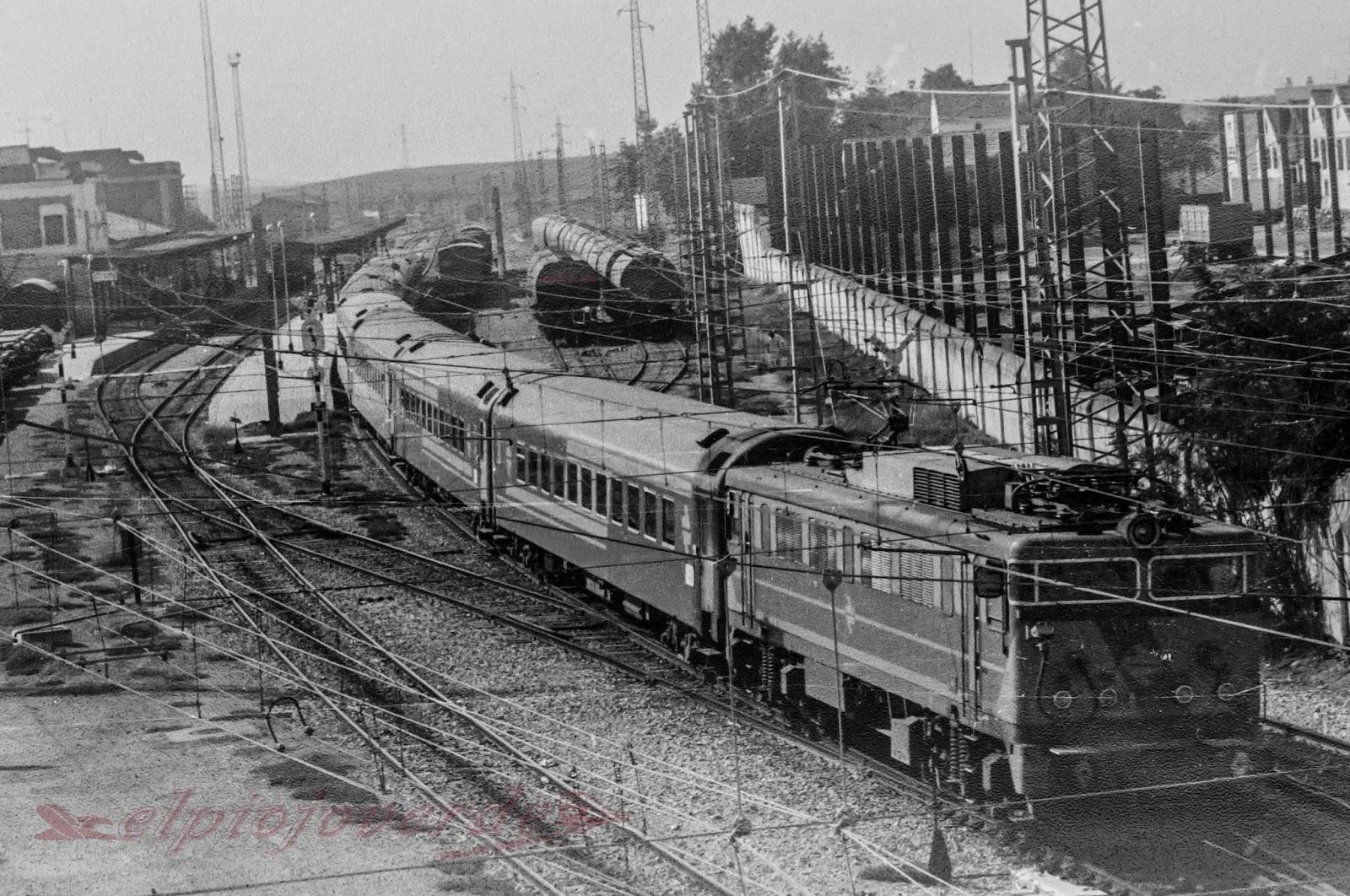 El ferrocarril en utrera rapido cadiz madrid - Casarse rapido en madrid ...
