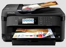 Epson WorkForce WF-7710 Drivers Download