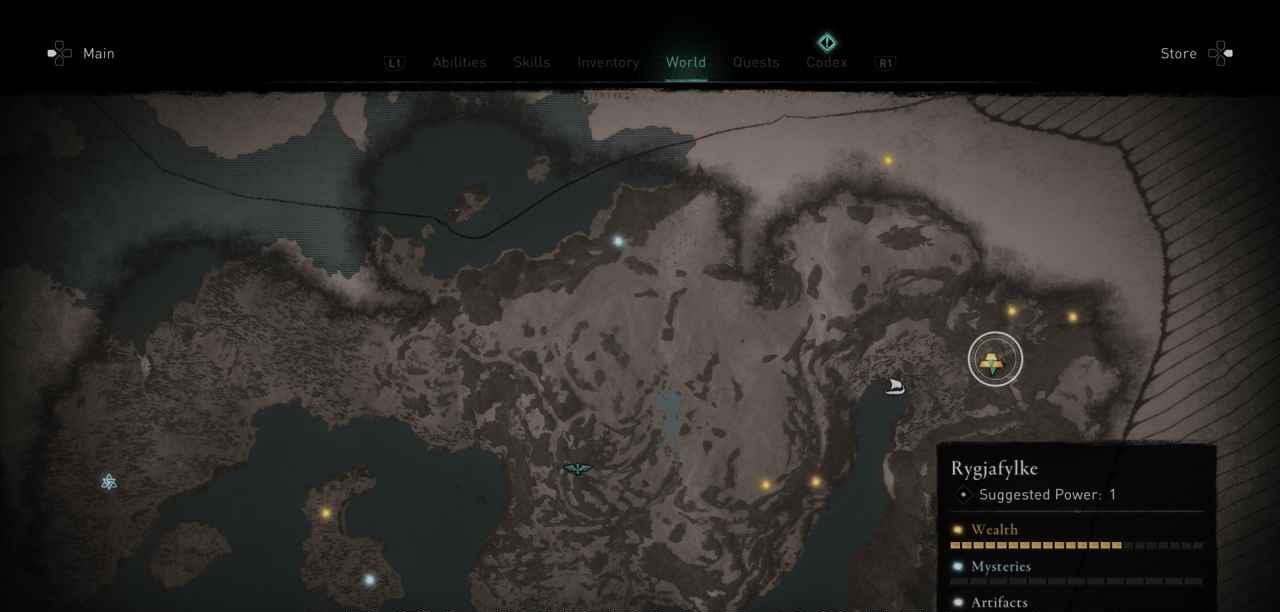 Ingot 11 Map