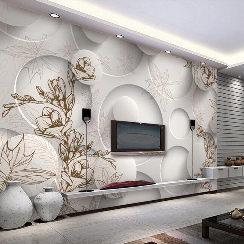 Amazing 3D Wall Sticker For Modern Interior Designs - 1 ...