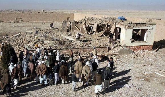 Afganistán investiga posible asesinato de civiles por la OTAN