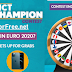 Predict Euro Cup Champion and Win PS5 and iPhone 12 Smartphones