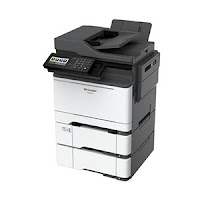 Sharp MX-C357F Driver and Scanner Software Print
