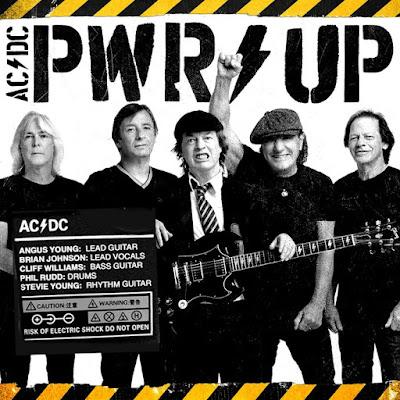 AC/DC 'PWR UP'